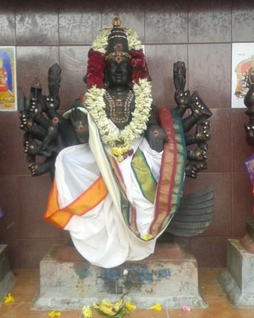 Murugan/Valli/Deivayanai